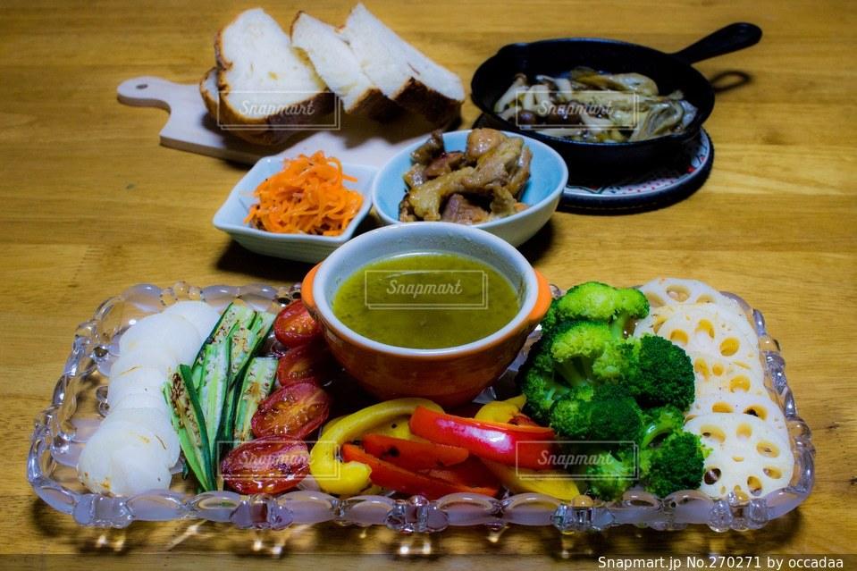 食べ物の写真・画像素材[270271]