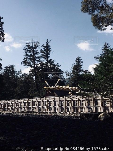 伊勢神宮 内宮の写真・画像素材[984266]