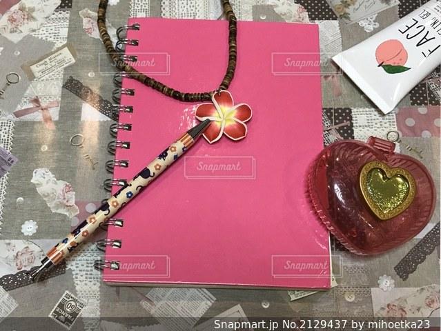 文房具や雑貨の写真・画像素材[2129437]