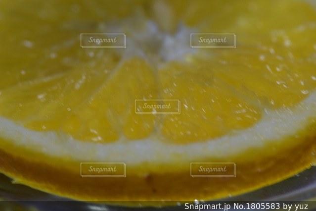 フレッシュスライスフルーツの写真・画像素材[1805583]