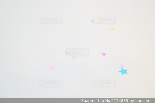キラキラ星の写真・画像素材[2124835]