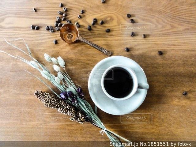 朝の習慣の写真・画像素材[1851551]
