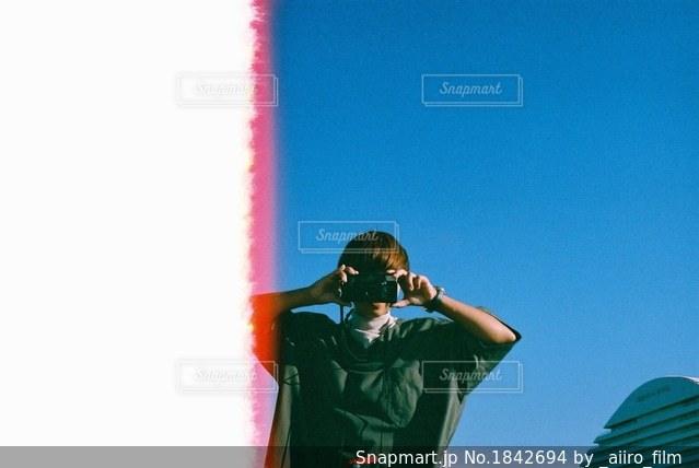 感光の写真・画像素材[1842694]