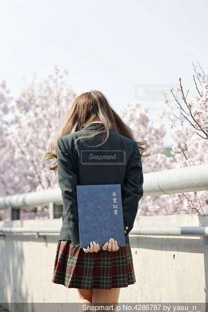 卒業の写真・画像素材[4286787]