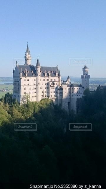 城の写真・画像素材[3355380]