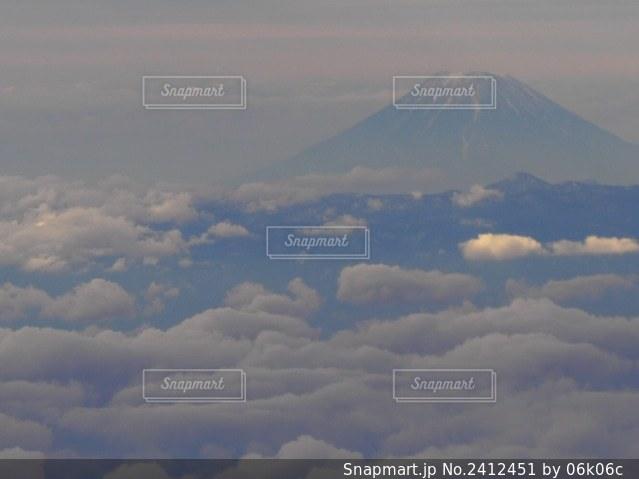 蝦夷富士の写真・画像素材[2412451]