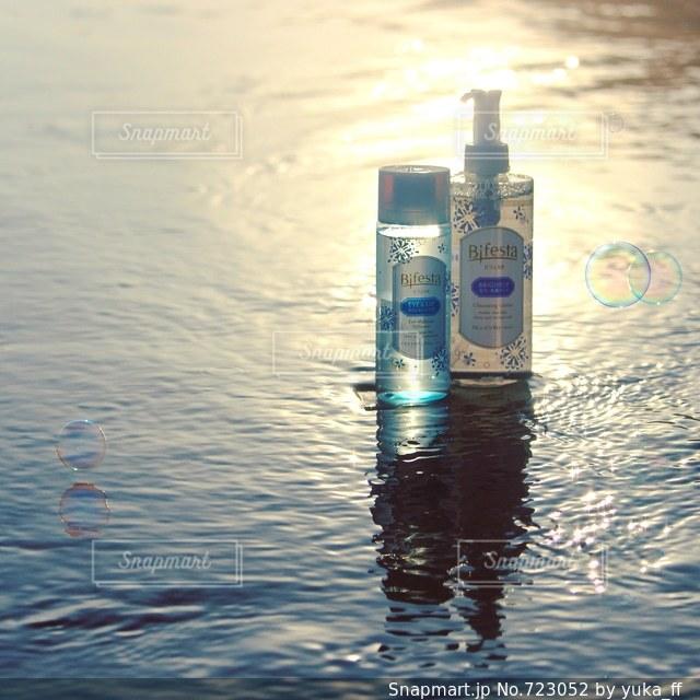 水のボトル - No.723052