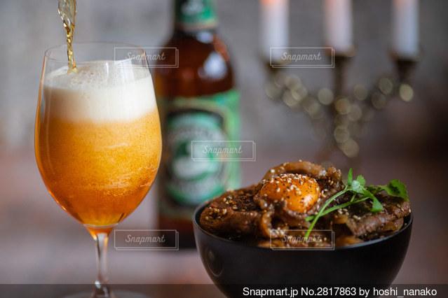 クラフトビールの写真・画像素材[2817863]