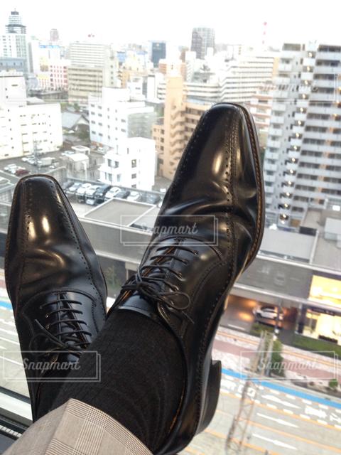 靴の写真・画像素材[121536]