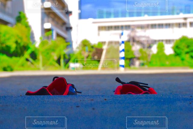 靴の写真・画像素材[121356]