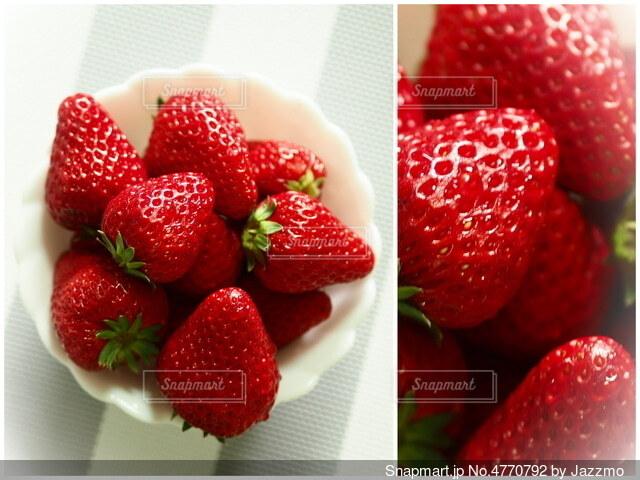 美味しいイチゴ(2)の写真・画像素材[4770792]