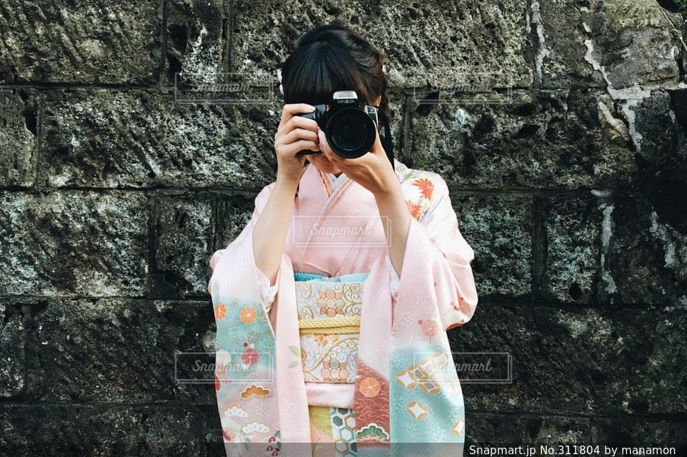 カメラの写真・画像素材[311804]