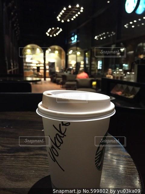 スターバックスの写真・画像素材[599802]