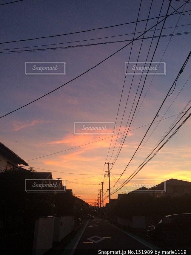 空の写真・画像素材[151989]
