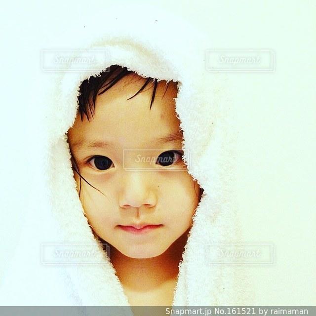 子どもの写真・画像素材[161521]