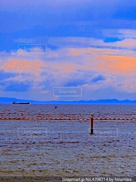 海の写真・画像素材[4706714]