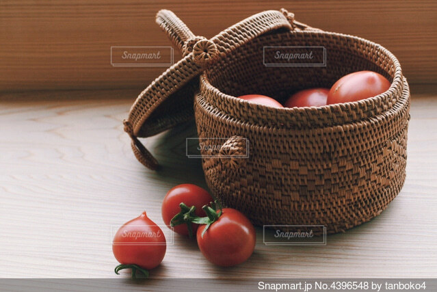 トマトの写真・画像素材[4396548]