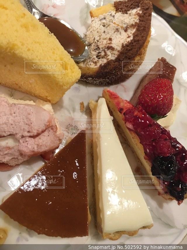 ケーキの写真・画像素材[502592]