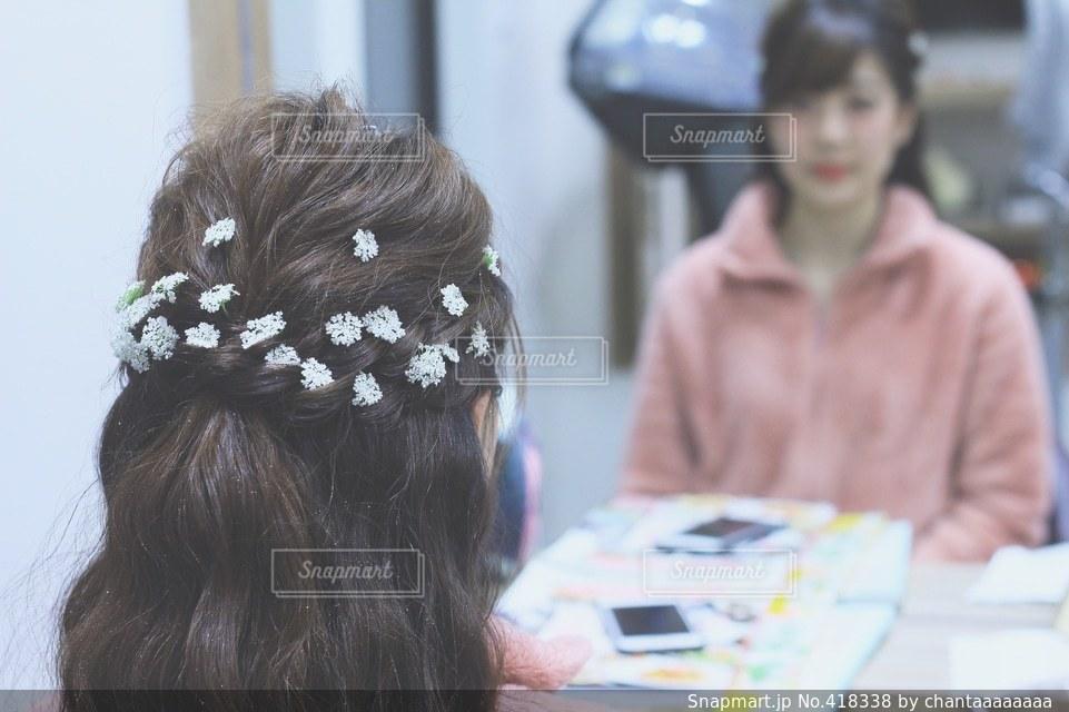 髪型 - No.418338