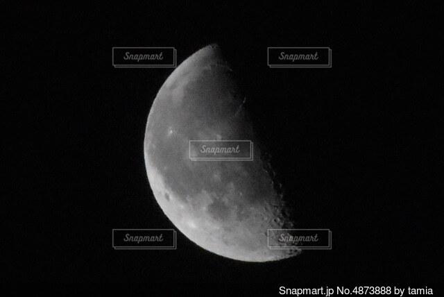 月の写真・画像素材[4873888]