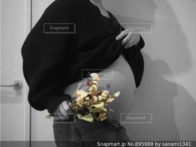 帽子をかぶった男の写真・画像素材[895989]