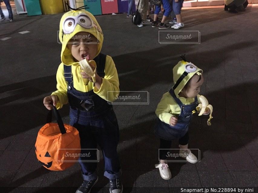 子どもの写真・画像素材[228894]