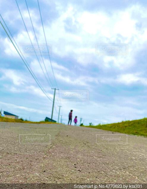 夏の思い出の写真・画像素材[4770623]