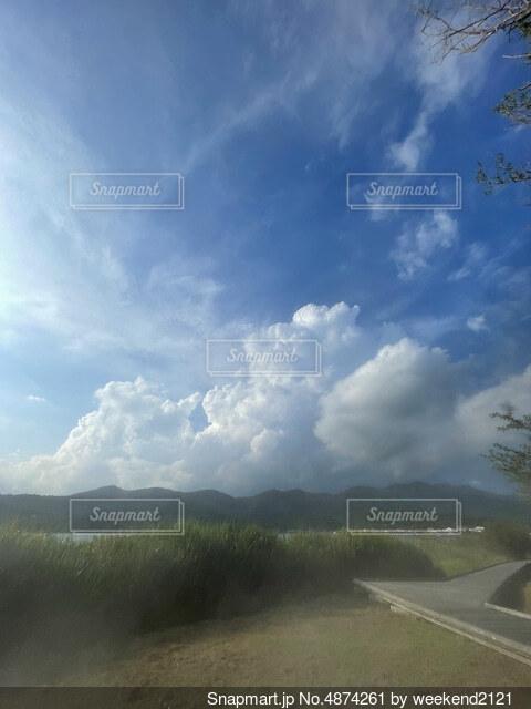 夏のはじまりの写真・画像素材[4874261]