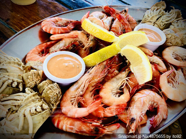 オーストラリア の食事の写真・画像素材[4875655]