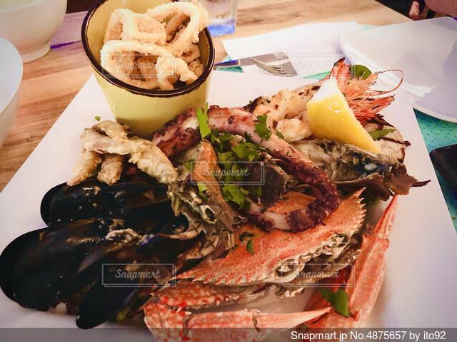 オーストラリア 魚介類の写真・画像素材[4875657]
