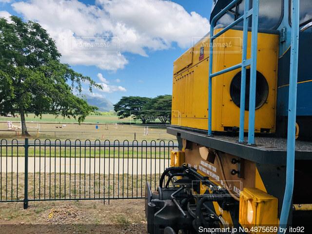オーストラリア 機関車の写真・画像素材[4875659]