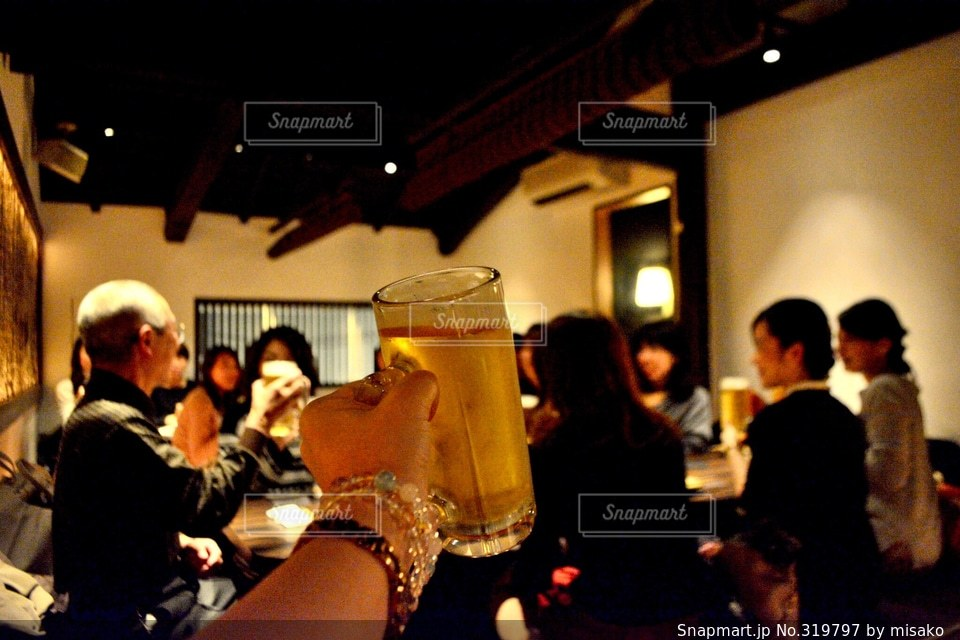 お酒の写真・画像素材[319797]