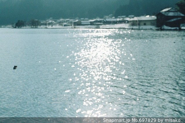 冬の写真・画像素材[697829]