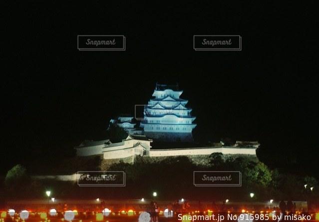 夜の街の写真・画像素材[915985]