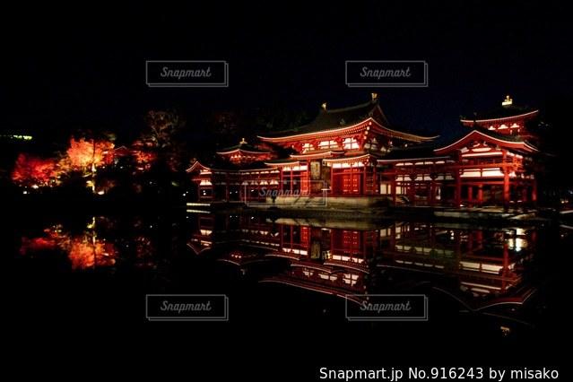 都市の夜景の時間の写真・画像素材[916243]