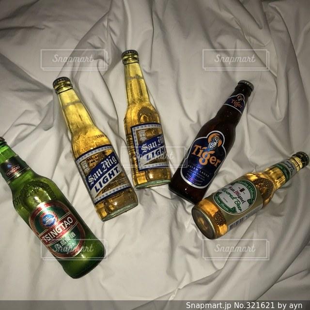 ビールの写真・画像素材[321621]