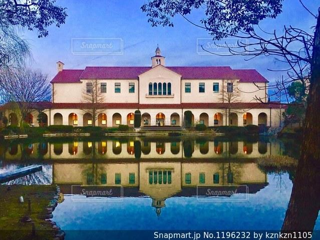 関西学院大学の美しい風景の写真・画像素材[1196232]