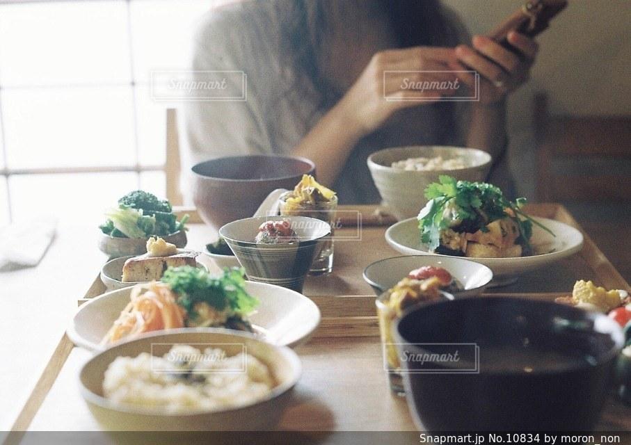 食べ物の写真・画像素材[10834]