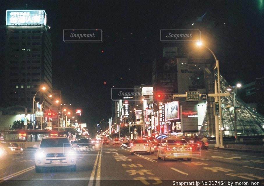 夜の写真・画像素材[217464]