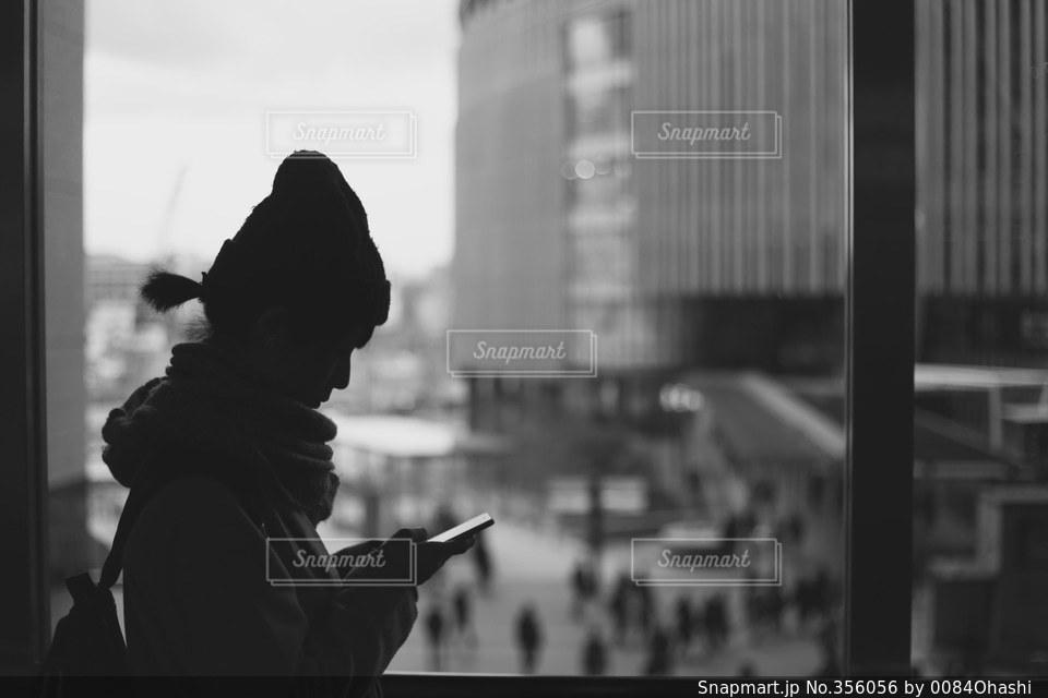 女性の写真・画像素材[356056]