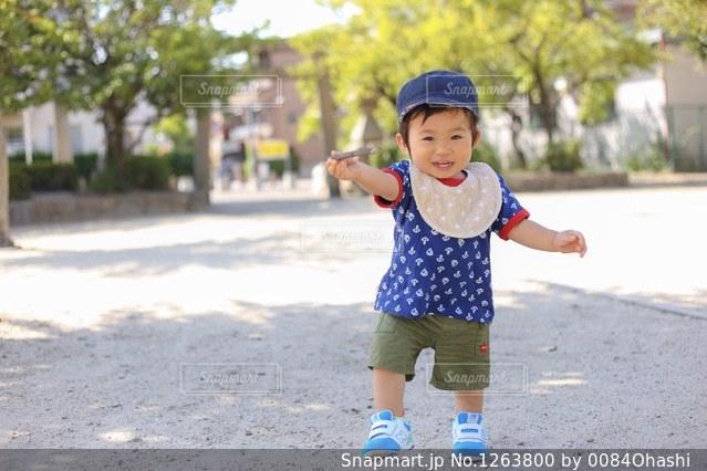 公園遊びの写真・画像素材[1263800]