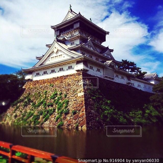 小倉城の写真・画像素材[916904]