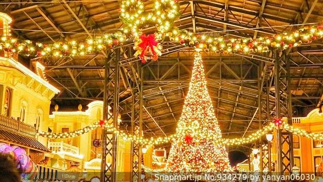 クリスマスディズニーの写真画像素材934279 Snapmartスナップマート