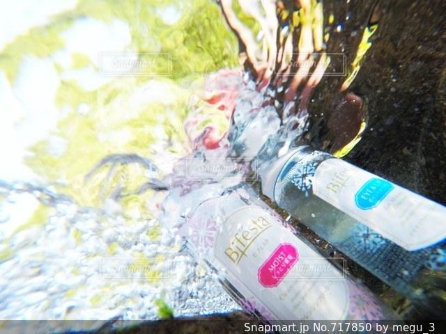 クローズ ボトルのアップ - No.717850