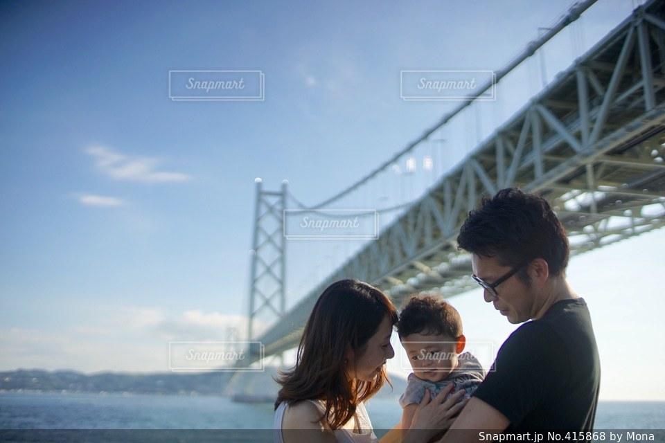 家族の写真・画像素材[415868]