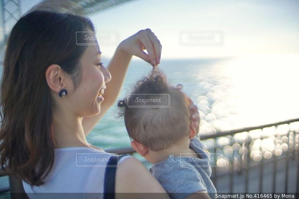 家族の写真・画像素材[416465]
