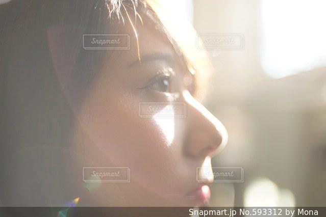 女性の写真・画像素材[593312]