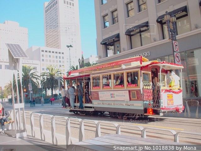 サンフランシスコの写真・画像素材[1018838]