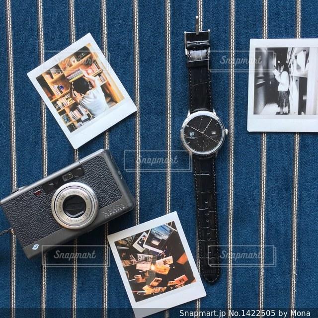 インスタントカメラで撮った写真たちの写真・画像素材[1422505]