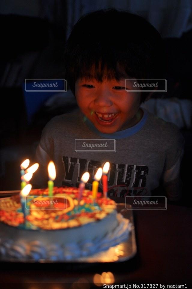 ケーキの写真・画像素材[317827]